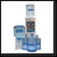bidón de agua mineralizada