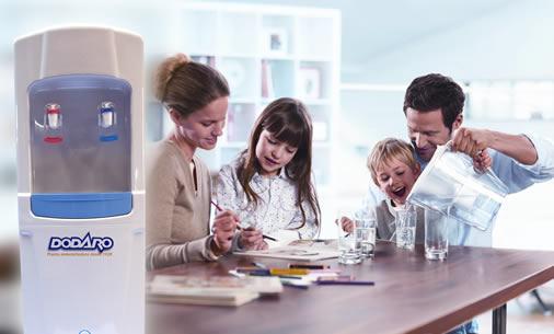 Dispenser de agua frio calor en tu cocina